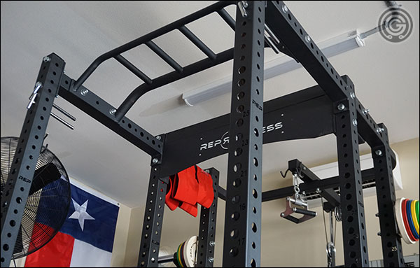 Full Comprehensive Review of the Rep Fitness PR-5000 Power Rack
