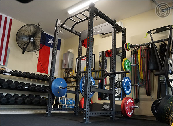 Rep fitness deluxe pr power rack review