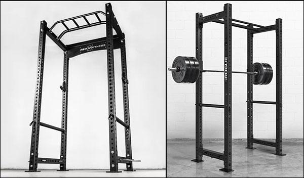 Rep Fitness PR-5000 versus Rogue RML-390C