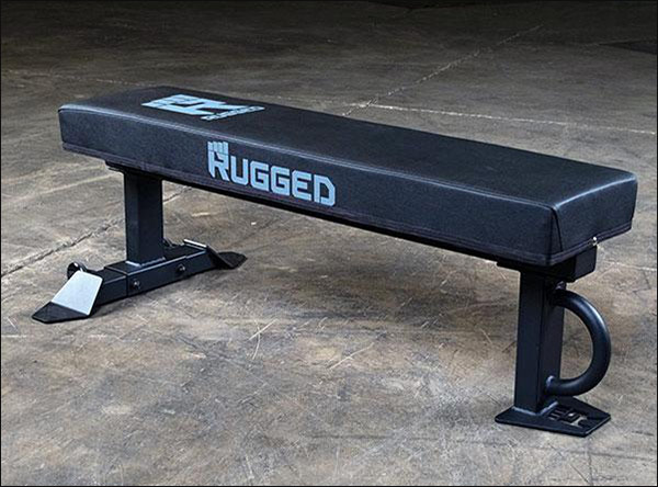 Body Solid Rugged XL Flat Bench