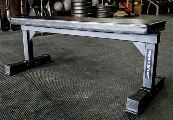 FringeSport Economy Flat Bench