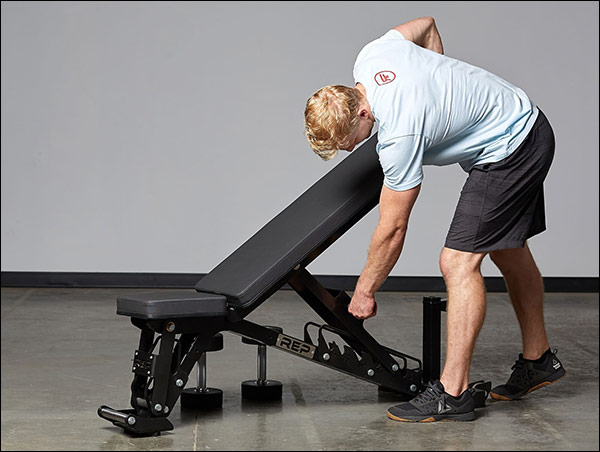 Rep Fitness AB-5200 Adjustable Bench
