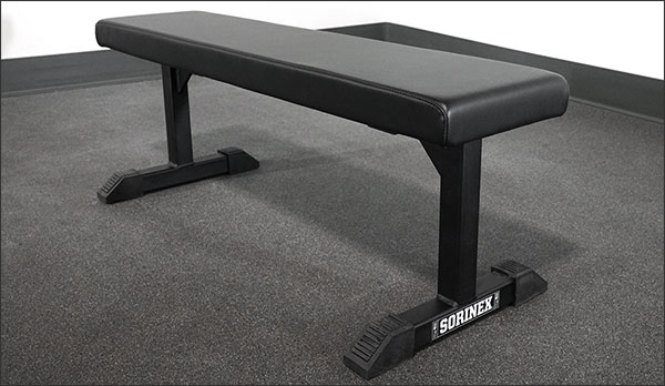 Sorinex Flat Utility bench