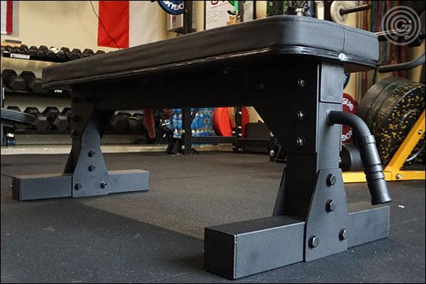 Vulcan Prime 3x3 Flat Utility Bench