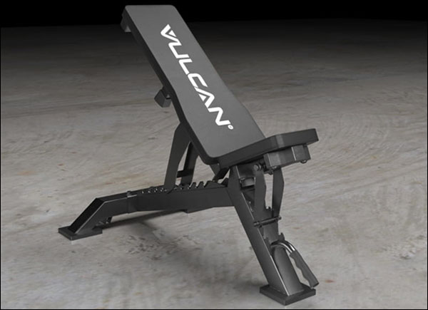 Vulcan Prime Adjustable Incline Bench