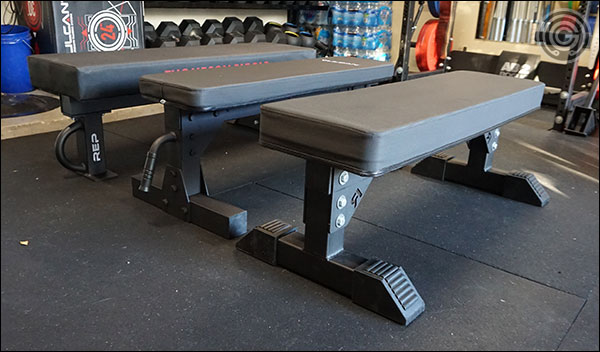 Weight Bench Showdown - Rep FB-5000, Rogue Monster, Vulcan Prime