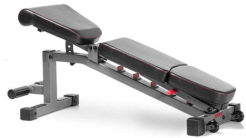X-Mark FID Adjustable Bench