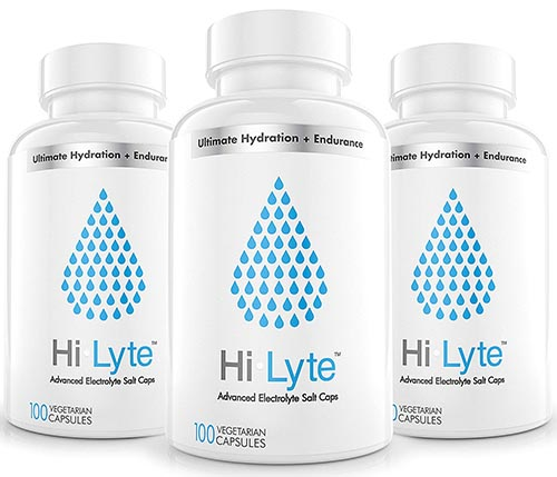 Hi Lyte Advanced Electrolytw Salt Capsules for hydration