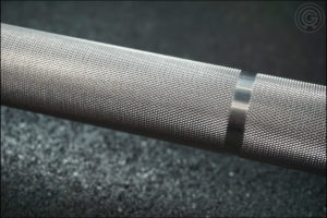 Knurling Gallery - American Barbell Elite Power Bar (outer knurling)