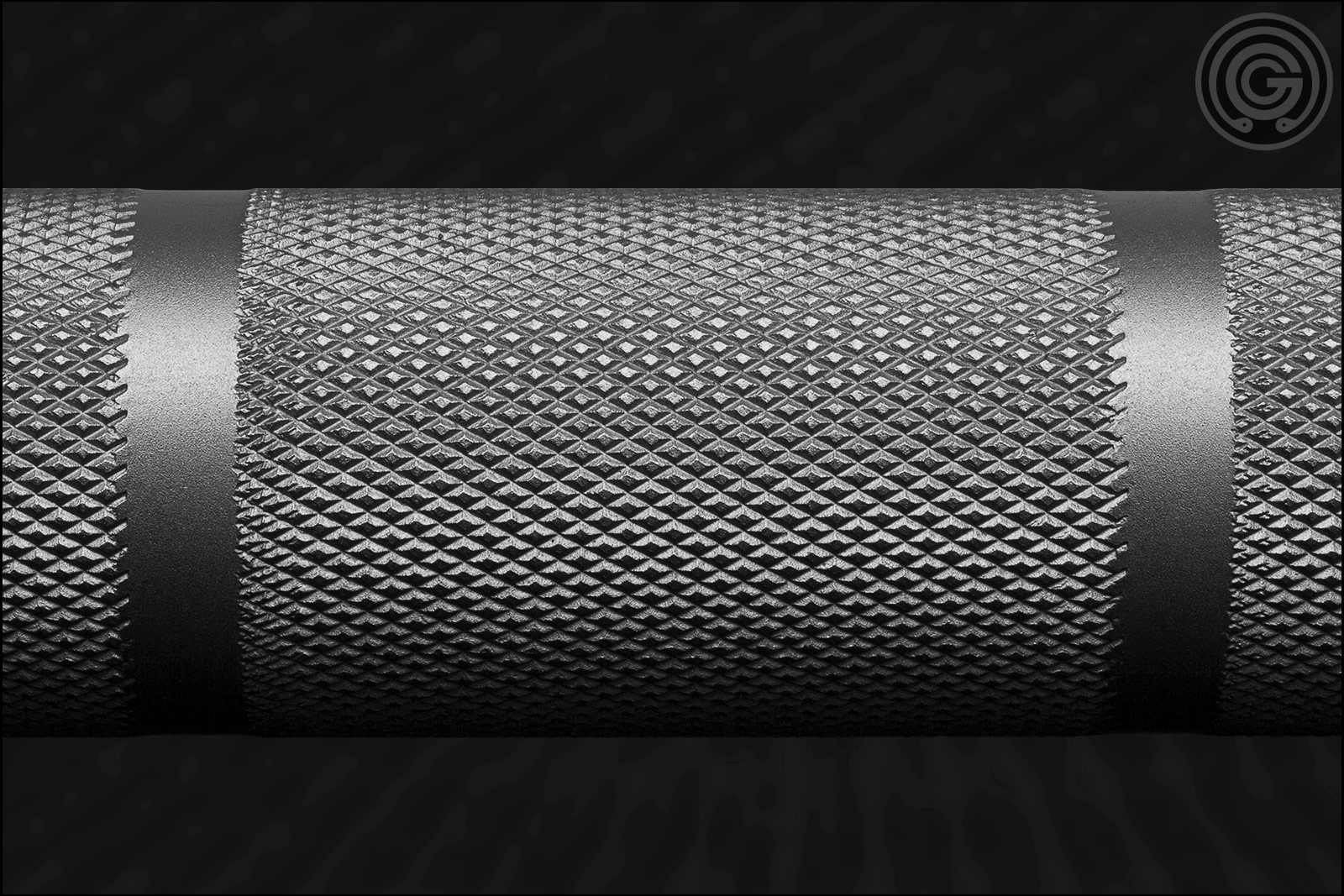 Knurling Gallery - FringeSport Hybrid Bar Outer Knurl