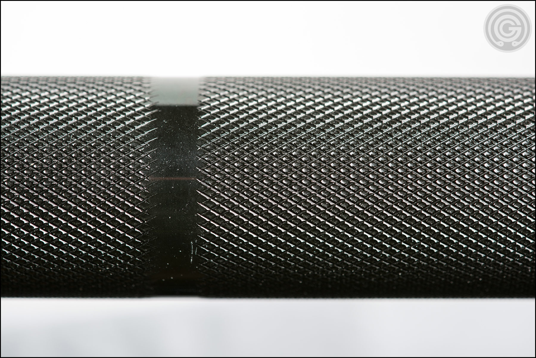 Knurling Gallery - Rogue Bella Bar Outer Knurl