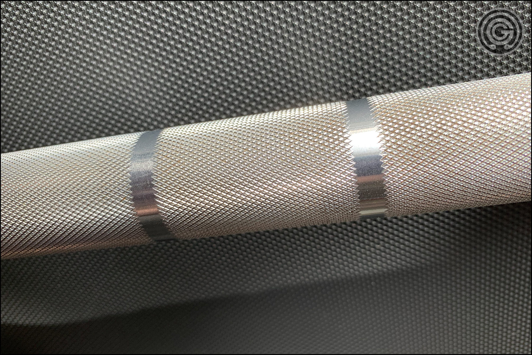 Rogue Matt Chan Bar - Alternative Outer Knurling View
