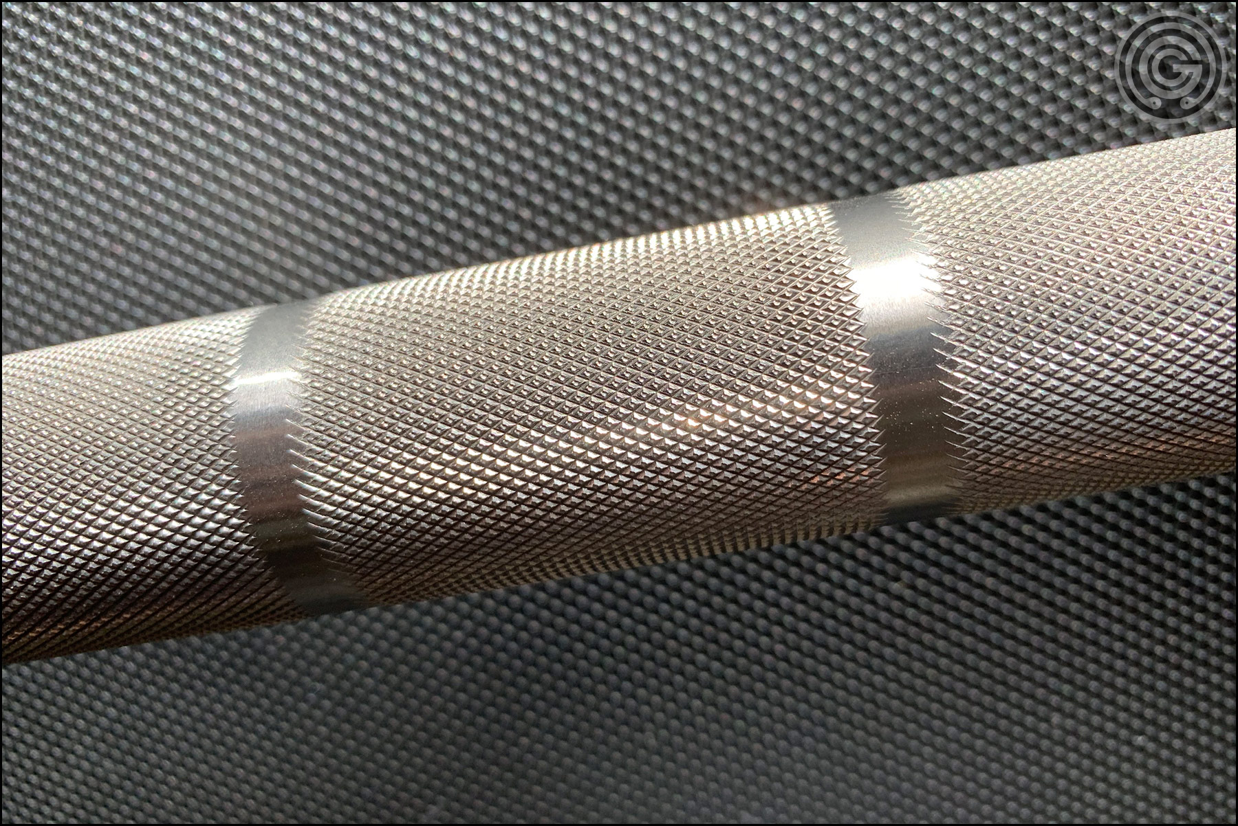 Knurling Gallery - Rogue SS Ohio Bar Outer Knurl