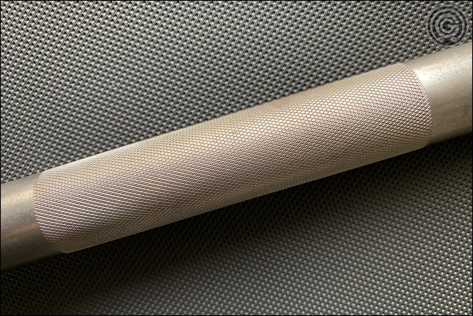 Knurling Gallery - York B&R Bar Outer Knurling