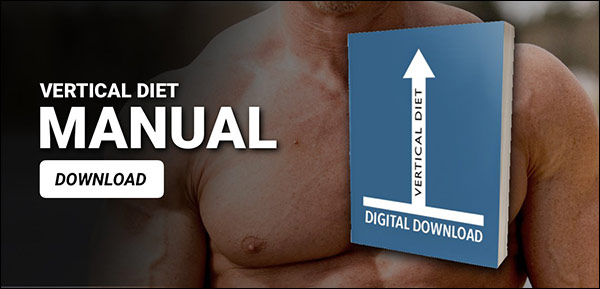 The Vertical Diet E-Book