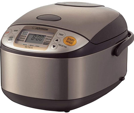 Zojirushi NS-TSC10 5-1/2-Cup Rice Cooker