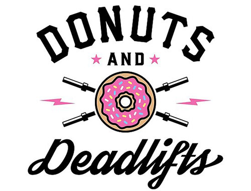 What do donuts have to do with deadlifts?