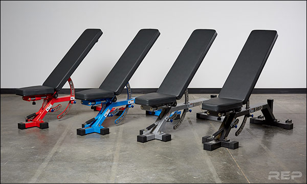 Rep Fitness AB-5000 Adjustable FID Bench Review