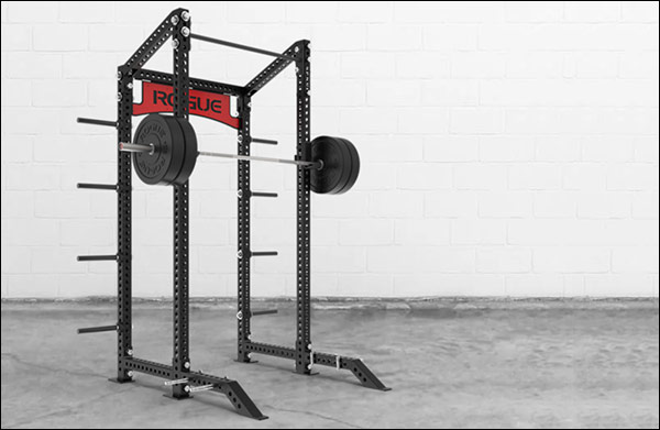 Rogue Collegiate Monster Half Rack