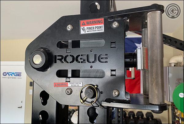 Rogue's LT-1Trolley Lever Arm Kit for Monster Racks