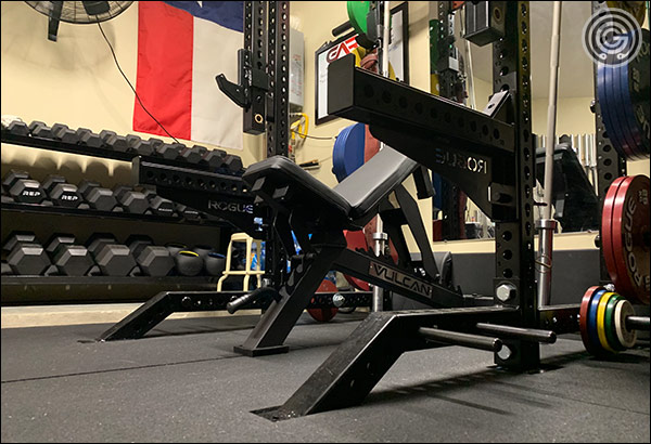 Rogue monster [collegiate] half rack review