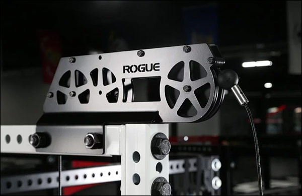 The Rogue Monster Slinger Pulley System