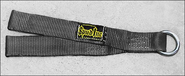 Spud Inc Short Tricep/Ab Strap