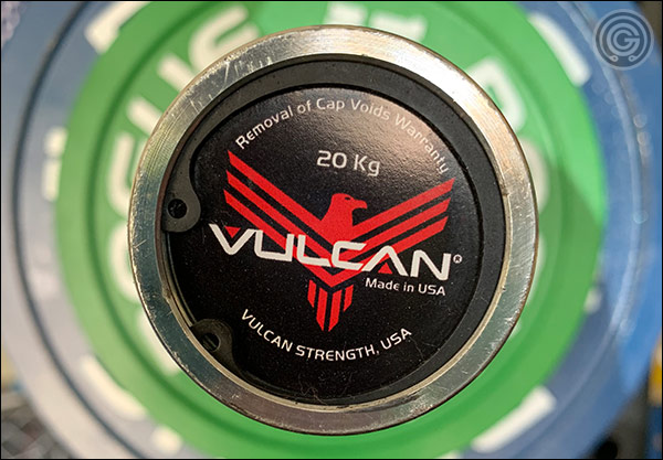 The Vulcan Elite Power Bar Review & Specifications