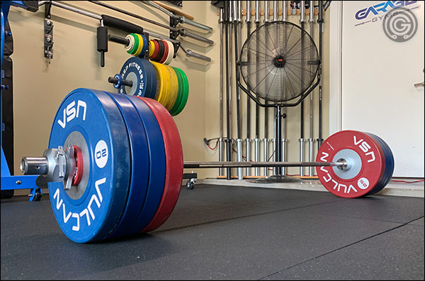 Powerlifting bar reviews archives garage gyms