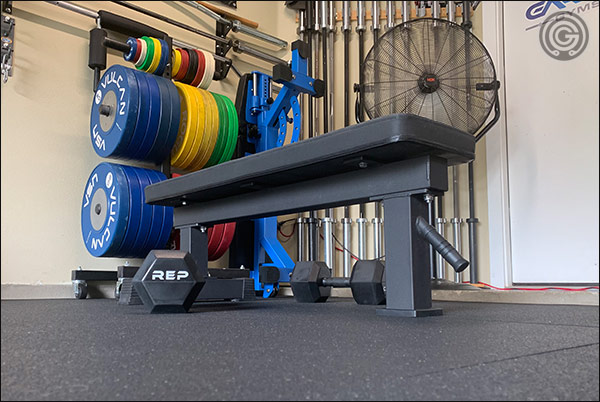 Rep Fitness FB-4000 Comp Lite Flat Bench