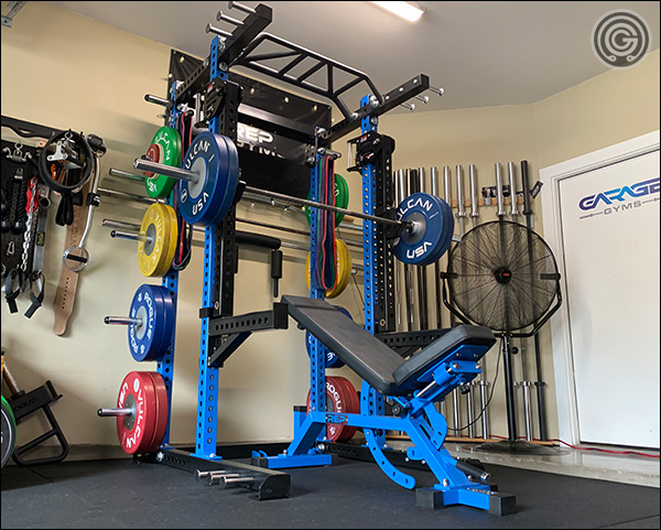 Rep Fitness HR-5000 Half Rack