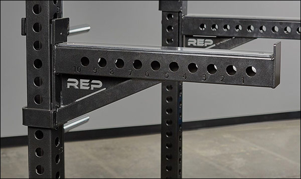 Rep Fitness HR-5000 Safety Spotter Arms