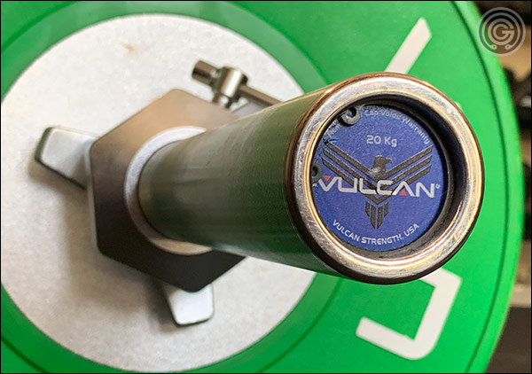 Vulcan Absolute Stainless Steel Olympic WL Bar Comprehensive Review