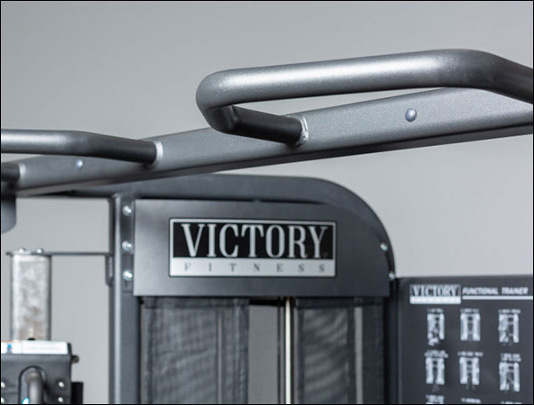 The FT-3000 has a more basic pull-up bar than the FT-5000 does