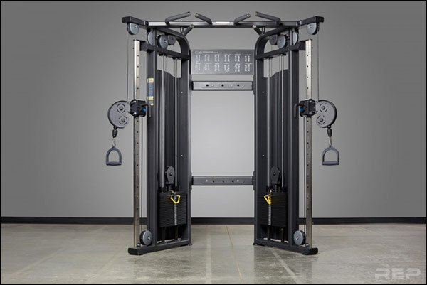 Full Comprehensive Review of the Rep Fitness Victory FT-5000 Functional Trainer