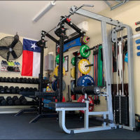 Body Solid SLM300G Lat and Mid Row Machine Review