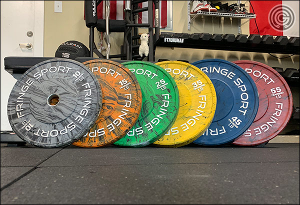 Fringe Sport Savage Bumper Plates - Full Review