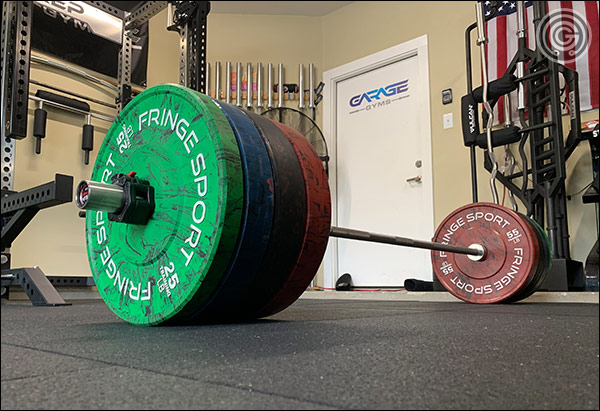 A Look At The Fringe Sport Savage Bumper Plates