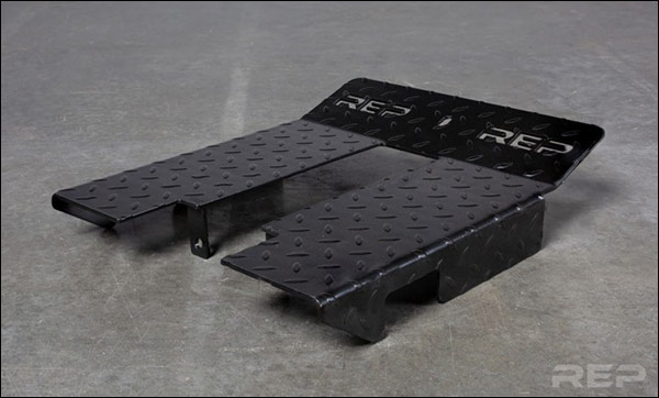 Optional equipment for the AB-5200 - Spotter Platform