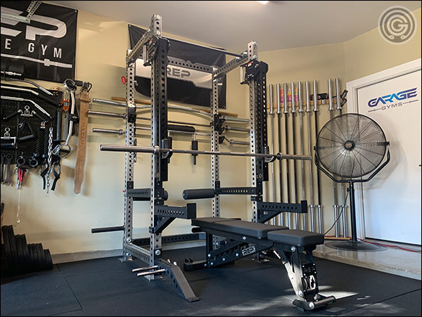 Rep Fitness PR-5000 V2 Power Rack Review Summary