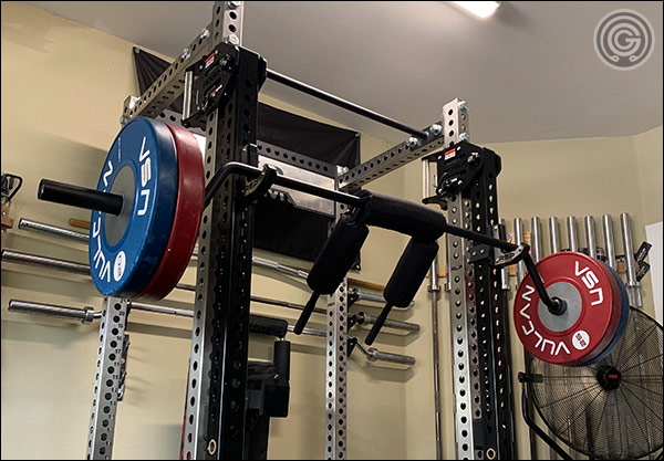 Vulcan 1-Basic Safety Squat Bar Comprehensive Review