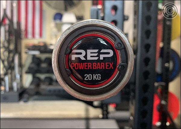 Comprehensive Review of the Rep Fitness Deep Knurl Power Bar EX