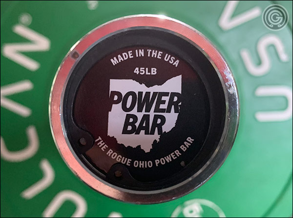 Rogue Ohio Power Bar Review - E-Coat Edition