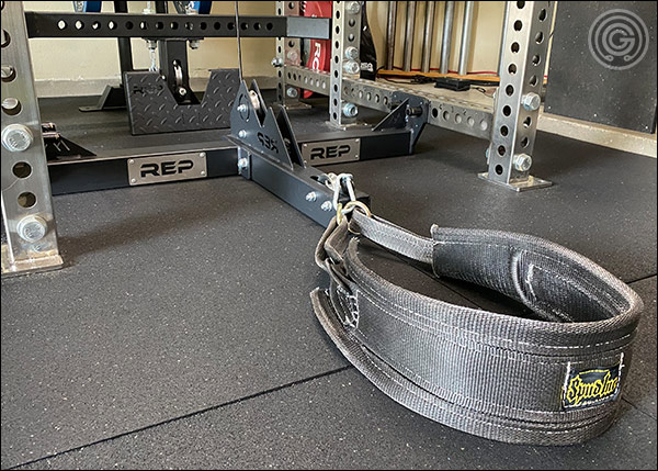 Rep Fitness Belt Squat Attachment Review - for the PR-5000 V2 Power Rack