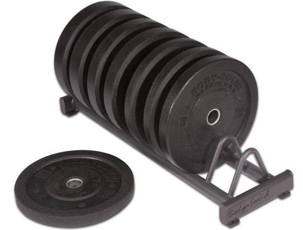 Hi-Temp Bumper Plates by Body Solid