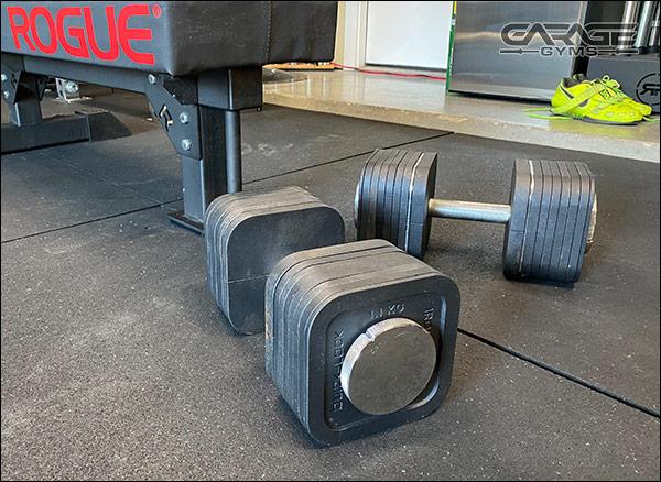 Ironmaster Quick Lock Adjustable Dumbbells Review