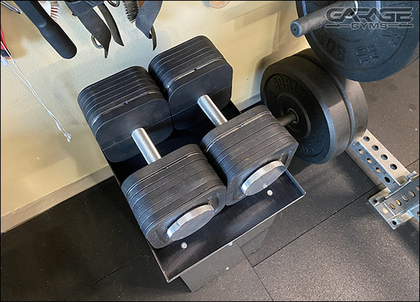 Ironmaster Quick Lock Adjustable Dumbbells Review Summary