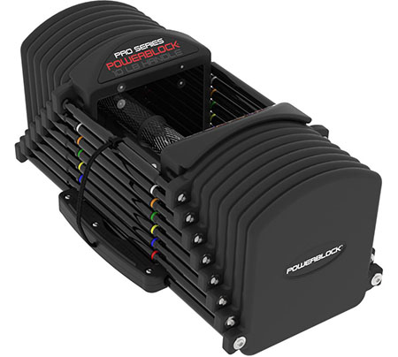 The Pro Commercial Powerblocks