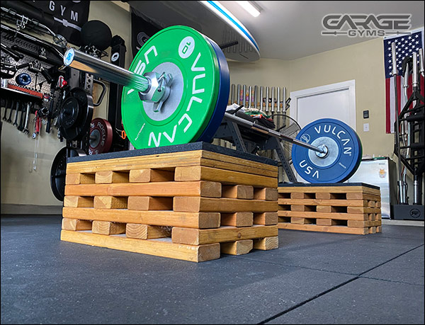 The Gymway Elite Olympic Training Bar